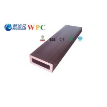 Plancher de bois d'ingénierie de 51 * 21mm WPC Chêne