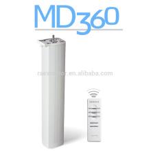 Motor de cortina de control táctil MD360