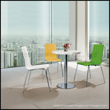 Economic Modern Cafeteria Table and Chair Set (SP-CT511)