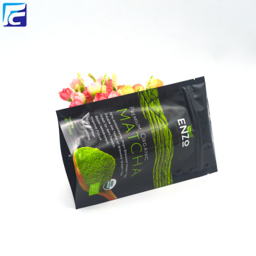 Aluminum Foil Custom Printed Plastic Zipper Bag