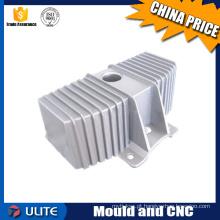 Custom Aluminium Zinc Die Casting Metal Molding com anodização e Screw Thread Tooling