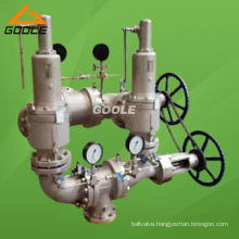 Quick Crossover Safety (Relief) Valve (GAKH)