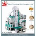 zct1000 moderna mini planta de arroz automática na índia