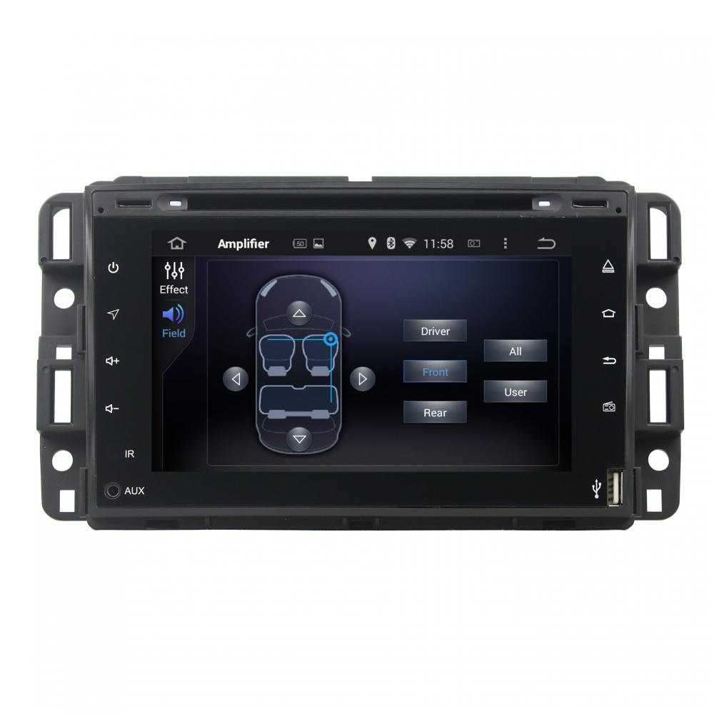 Tahoe 2007--2012 7 inch GMC car dvd player