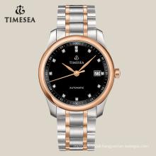 Sapphire Crystal Automatic Watch 500PCS MOQ Wholesal Mechanical Watch 72009