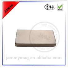 2015 Hot Sale N52 Block Neodymium Magnet