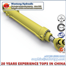 Flange Cylinder/Hydraulic Cylinder Manufactured in China
