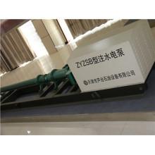 Pompe d'injection d'eau sous pression horizontale