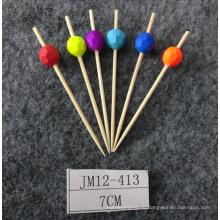 Инструмент для барбекю с красивым внешним видом Бамбуковый вертел / палочка / пикап (BC-BS1040)