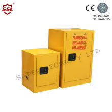 Flammable Liquid Chemical Storage Cabinet , Double Wall Construction Store