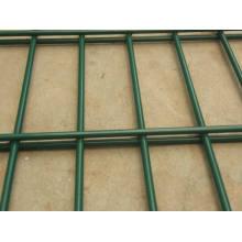 PVC coated double fence panel