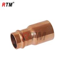 Reductor de cobre de 1/2 pulgada a 3/8 pulgada