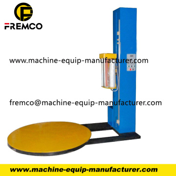 Pre-stretch Pallet Wrapping Machine