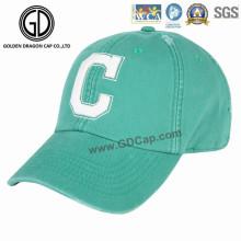 2016 Neue Art Minze grüne Golf-Baseballmütze mit Stickerei