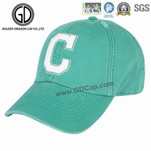 2016 Nueva Gorra de béisbol del golf del verde de la menta del estilo con el bordado
