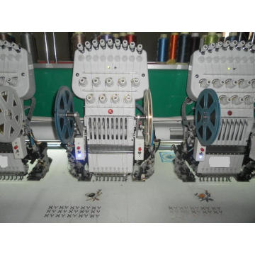 Double Sequins Embroidery Machine (jiayu device)