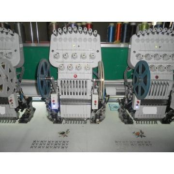 Двойная машина с блестками вышивка (jiayu устройство)