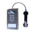 IP65 Edelstahl Vandal Resistentes Industrietelefon