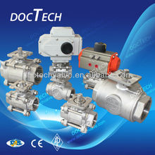 Pneumatic Stainless Steel Valve