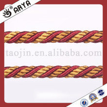 Patchwork Sofa Covers cuerda de cuerda de cuerda de estilo nuevo