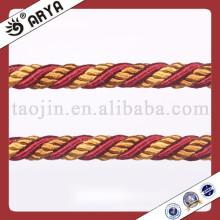 Couvertures de canapé en patchwork Corde Cordon de voile de nouvelle rotule