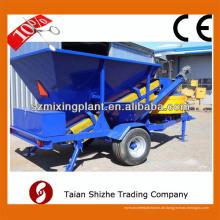 Neue Produkte 10-30m3 / h mobile Beton-Batch-Station