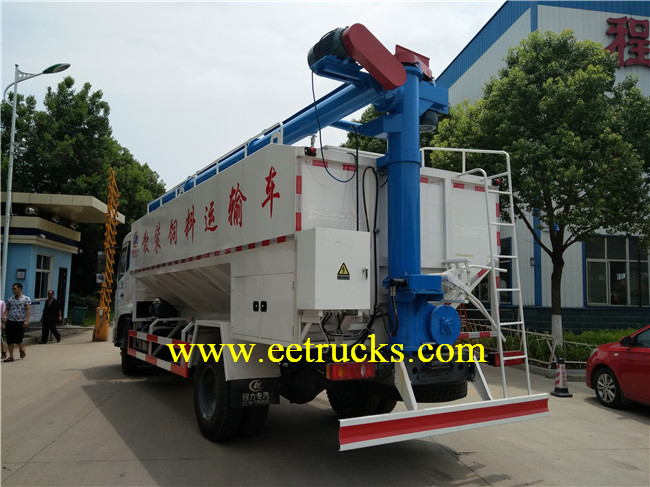 12000 Liters Dry Bulk Cement Trucks