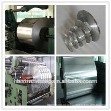 bande d'aluminium