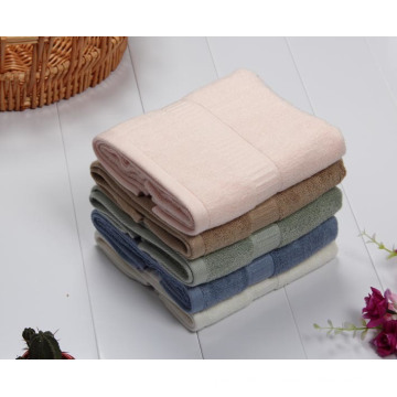 Promotional Bamboo Fiber Hand Towel / Beach Towel