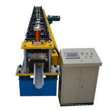 Popular Customized Seamless Hydraulic Portable Gutter Roll Forming Machine Manufacturer Steel Tile China Famous Brand Automatic