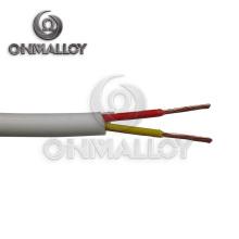 SWG 19 ANSI Estándar Tipo K Cable de extensión de termopar Aislamiento FEP