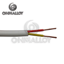 SWG 19 ANSI Standard Type K Thermocouple Câble d'extension FEP Isolation