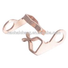 Точность кольцо ленты специального медный 1.2 мм зажим осколками
