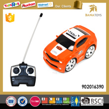 Hot 4 channel kids rc small car toy for sale
