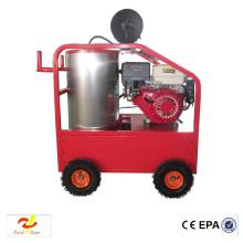 Lavadora del asiento de carro de la lavadora de la bici del agua de la alta presión del agua caliente para el coche