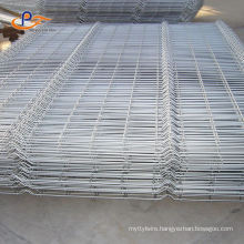 Triangle Bending Fence 3d Curved Welded Wire Mesh Fence