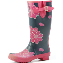 Women's Wellington Rubber Rain Boots
