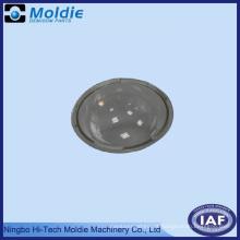 Molde de injeção plástica de PC para peças de superfície transparentes