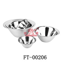 14cm Stainless Steel Snacks Bowl (FT-00206)