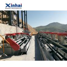Introducción del grupo de la máquina de la flotación del mineral de cobre del fabricante de China