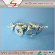 Venta por mayor productos china acero material aglomerado tornillo