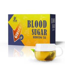 Anti Diabetes tea Private label Treatment Reduce High Blood Sugar natural health Herbs Sugar Balance tea