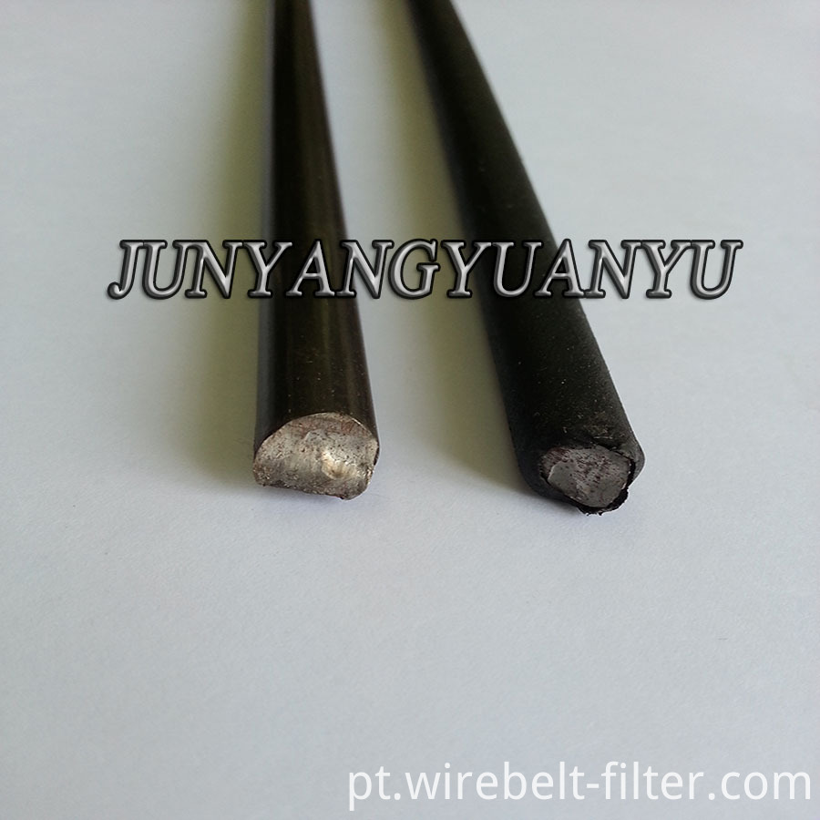 Smooth PC steel wire
