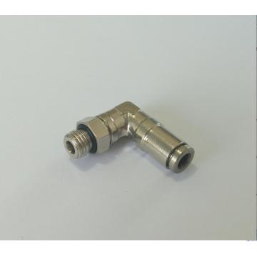 Air-Fluid Push-to-Connect Grease Line Fittings Elbow