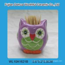 Boîte à dents en céramique en céramique