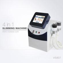 Preço da máquina da cavitação do emagrecimento do corpo com DVD do treinamento