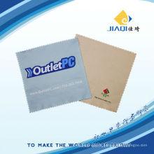 Chiffon de nettoyage à microfibre avec logo promotionnel