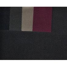 Purple / Beige Corduroy Fabric Polyester Nylon Blend Fabrics Hj020