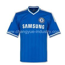 camiseta de fútbol de equipo Chelsea con ropa deportiva de moda de diseño nueva temporada