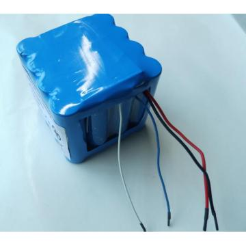 Rechargeable 14.8V li ion battery pack
